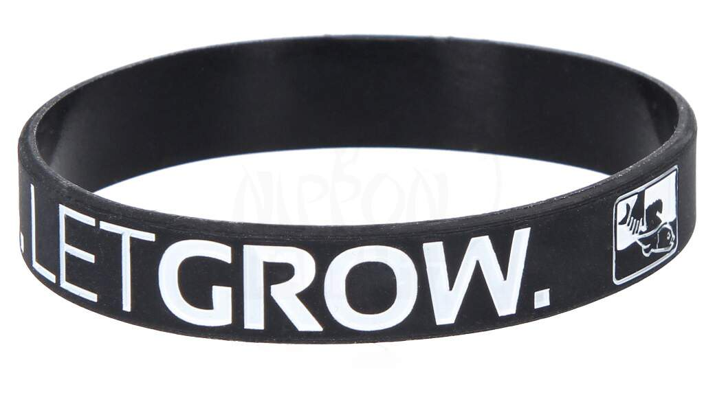 Armband Let go. Let grow.