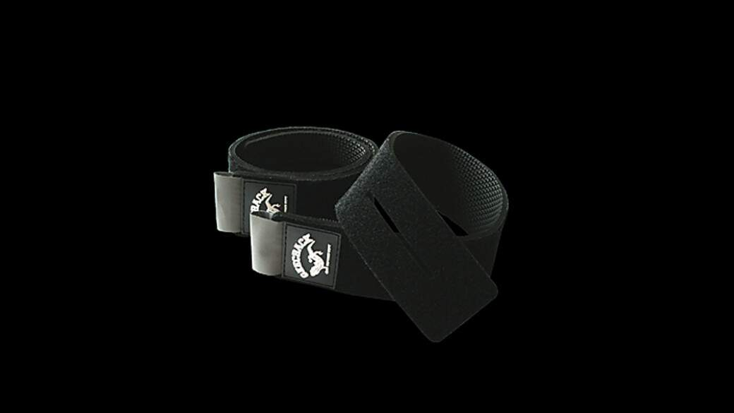 Geecrack Rod Belt Black