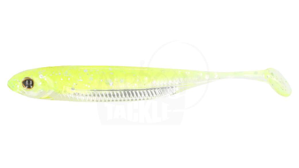 Fish Arrow Flash J Shad 2 # 019 Chart / Silver