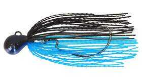 Geecrack Tumble Head 3/8 Oz Skirted Jigs