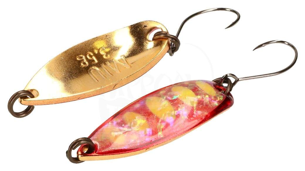 Forest Miu Native Awabi 3,5 g # 007 Red-Yellow Yamame / Gold