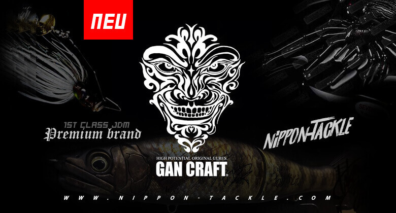 GAN Craft - JDM Premium Tackle Made in Japan