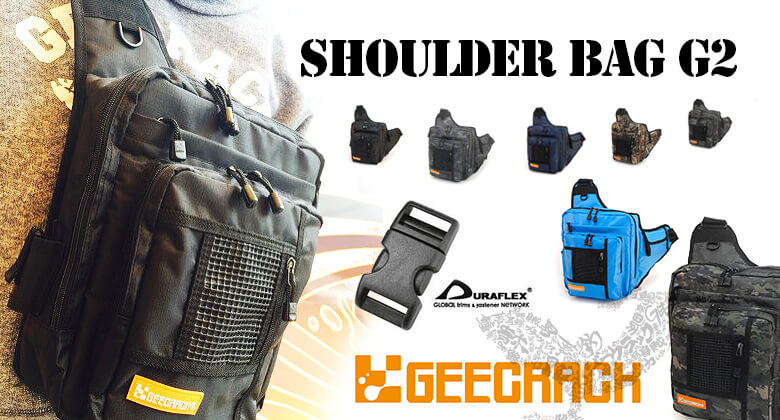 Geecrack Shoulderbag  G2