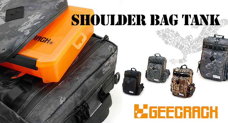 Geecrack Shoulderbag TANK